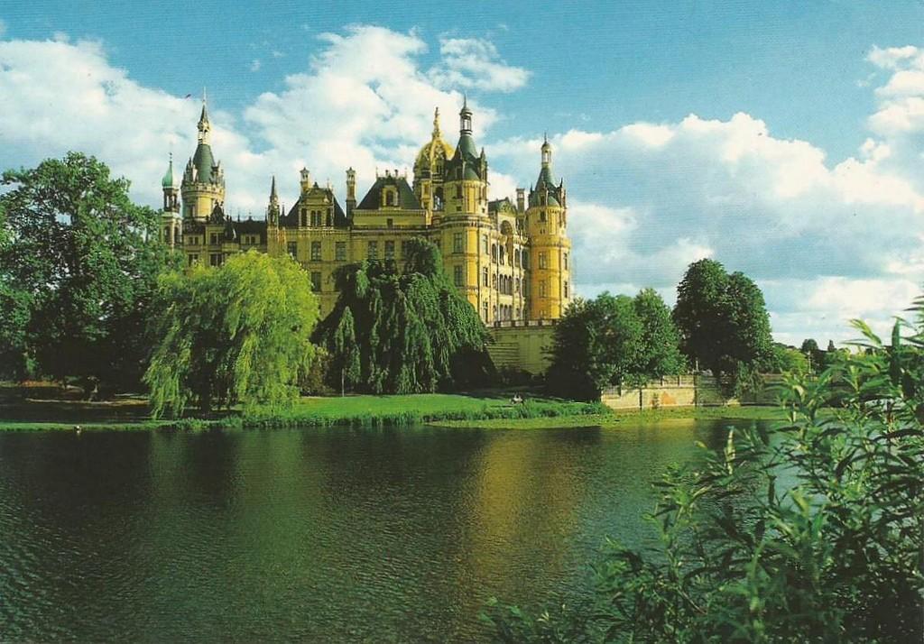 Schwerin Castle | © Noé Alfaro / Flickr
