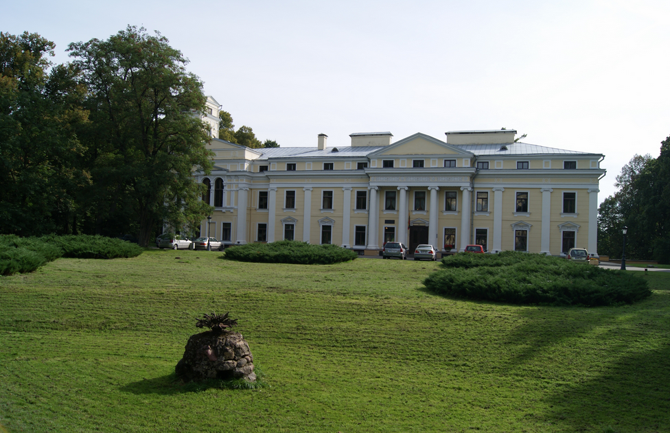 Verkai Palace | ©Guillaume Speurt/Wikimedia Commons