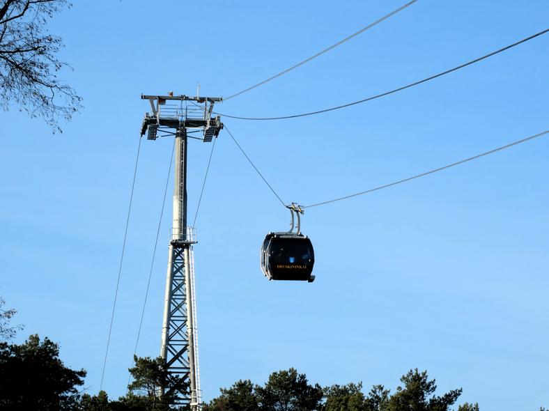Cable Car | ©Vilensija/Wikimedia Commons