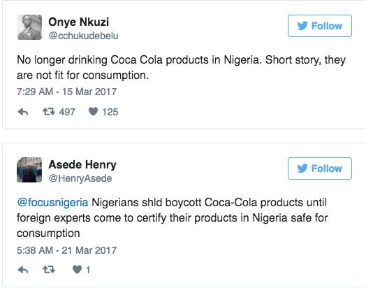 nigeria coca cola