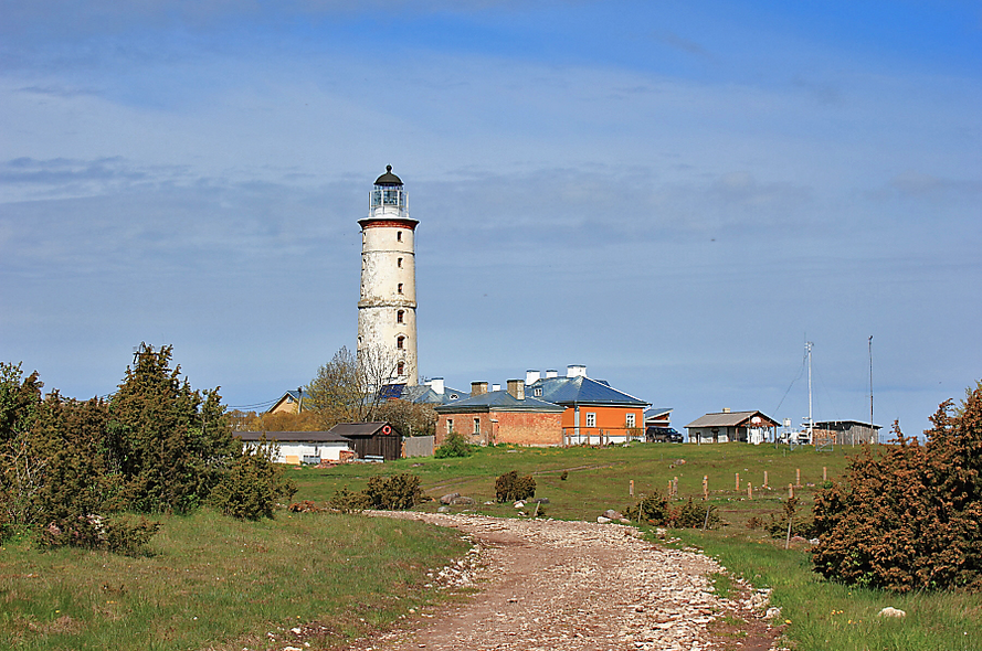 Vilsandi Lighthouse| ©Kalervok/Wikimedia Commons