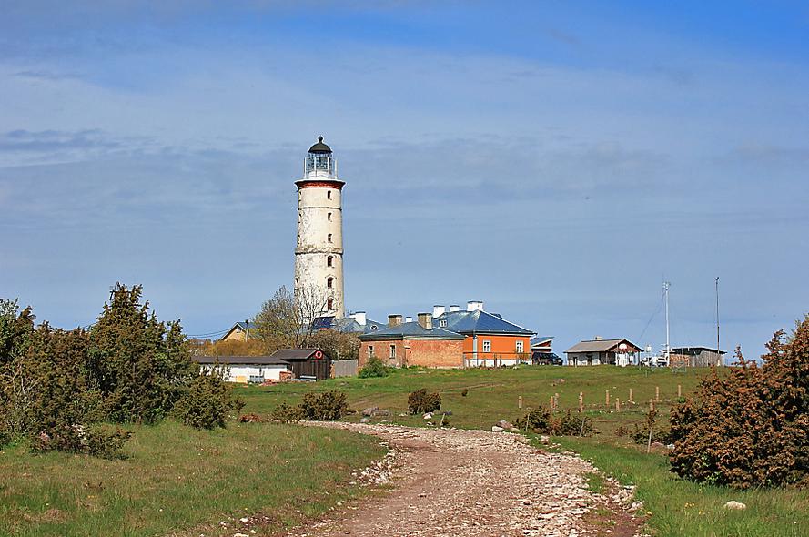 Vilsandi Lighthouse| ©Kalervok/Wikimedia Commons