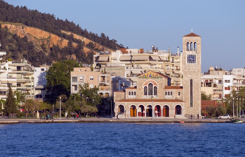 Saint Constantine and Helen church, Volos, Thessaly, Greece | © Lefteris Papaulakis/Shutterstock