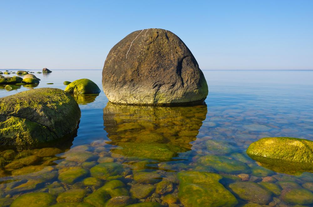 Rock in Lahemaa| ©Mart Koppel/Shutterstock