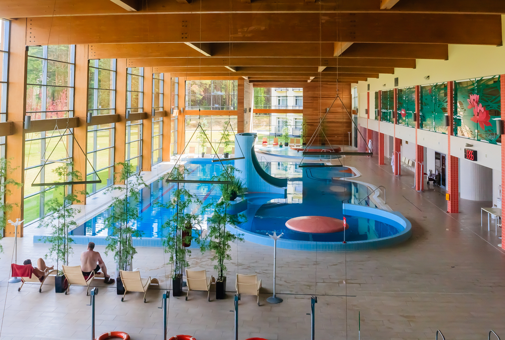 Spa facilities in Druskininkai |©nikolpetr/Shutterstock