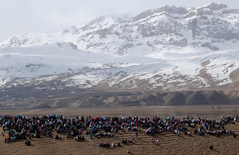 Buzkashi: Afghanistan's Goat-Grabbing National Sport