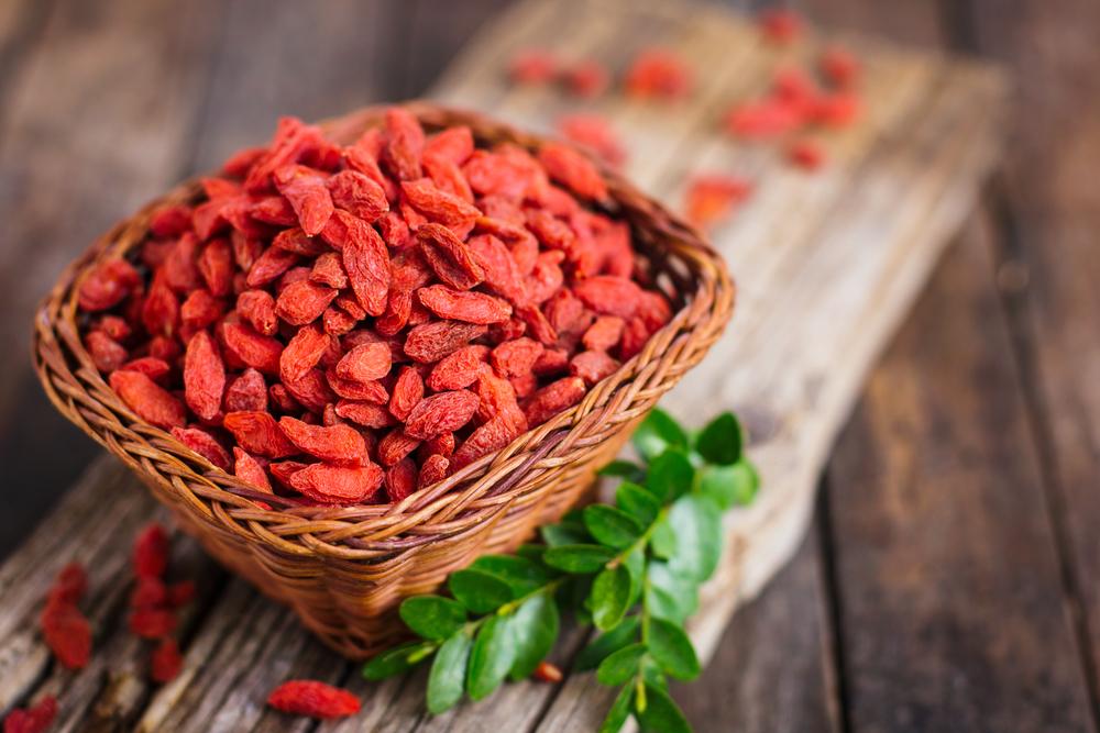 Goji berries | Shutterstock