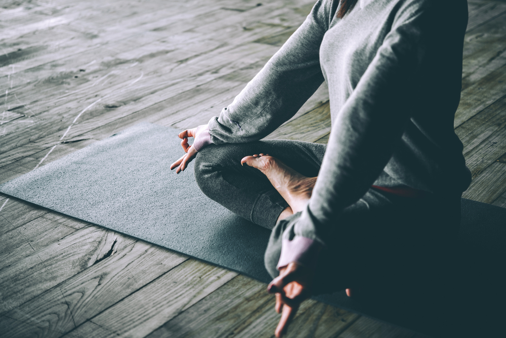 Yoga Meditation | © Yulia Grigoryeva / Shutterstock