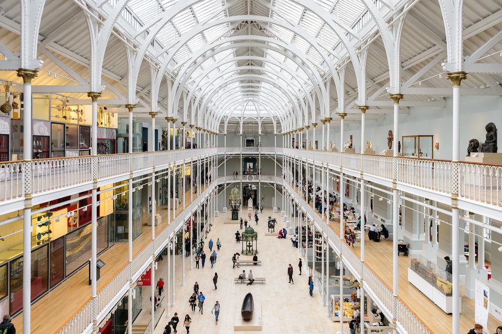 National Museum of Scotland | © Anton Ivanov / Shutterstock