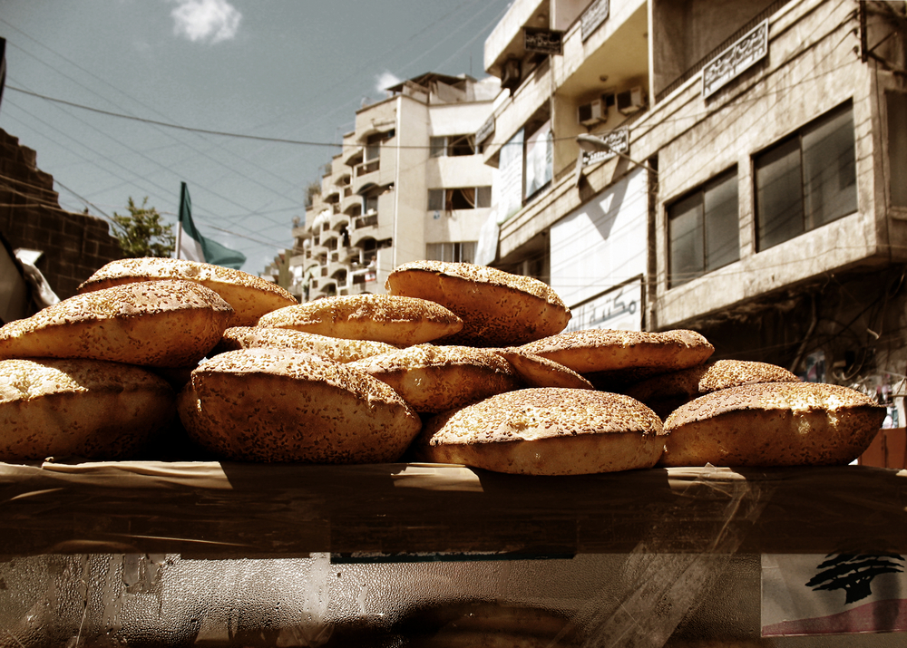 Ka'ak stand, Tripoli | © Shutterstock