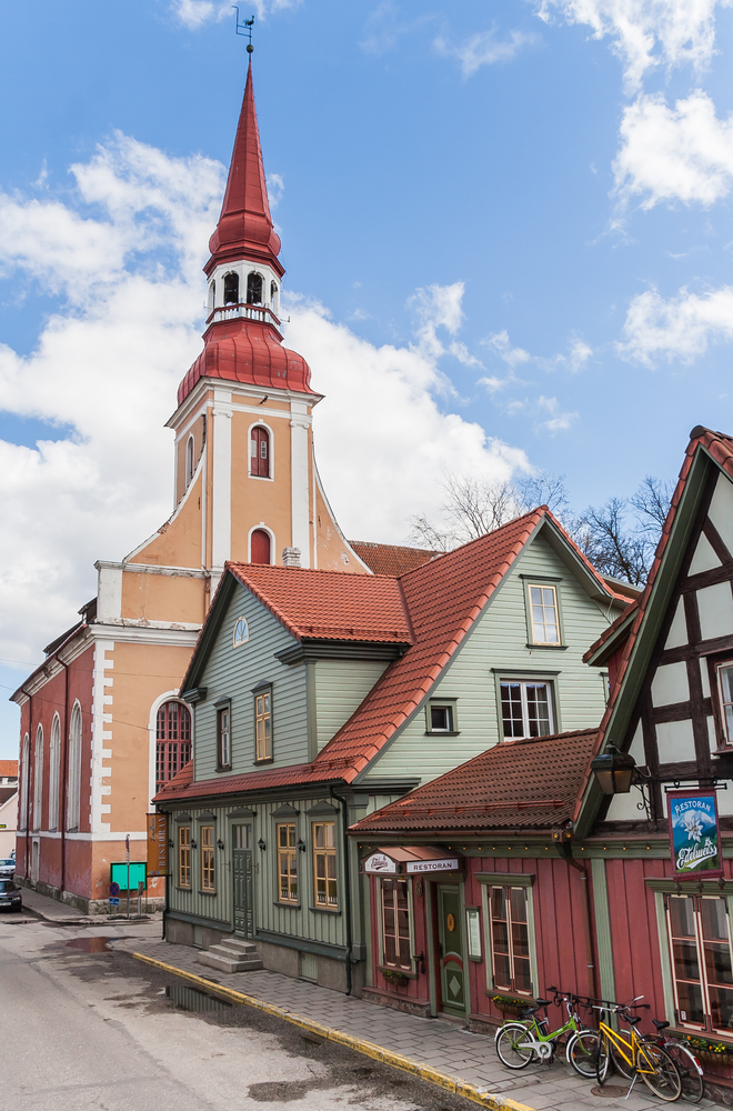 Elizabeth's Church| ©Marc Venema/Shutterstock