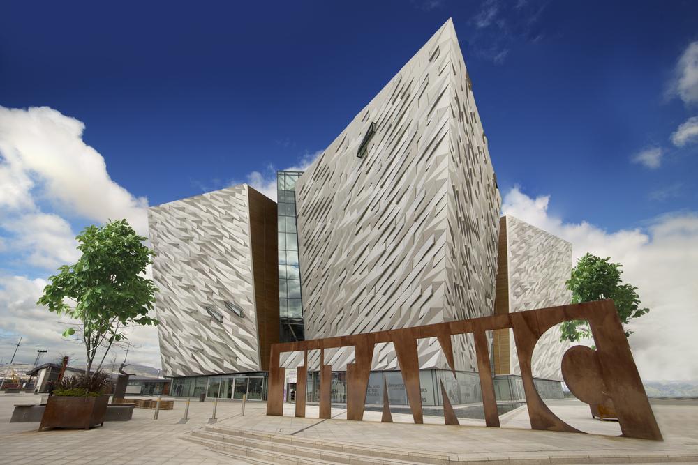 Titanic Museum Belfast | © Atmosphere1 / Shutterstock