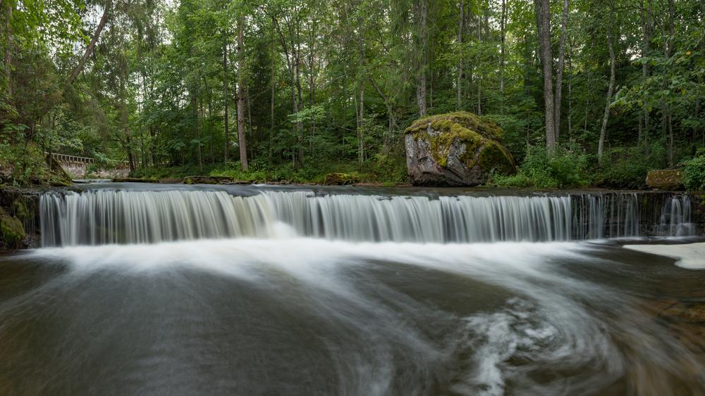 Waterfalls at Lahemaa| ©UrmasHaljaste/Shutterstock