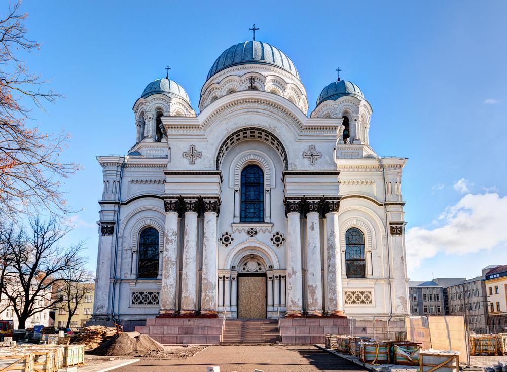 St. Michael's Church| ©Yevgen Belich/Shutterstock