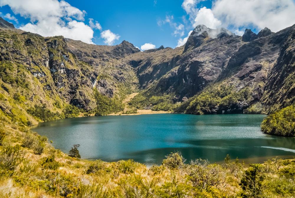 A lake near Mt Wilhelm, Papua New Guinea | ©Michal Knitl / Flickr