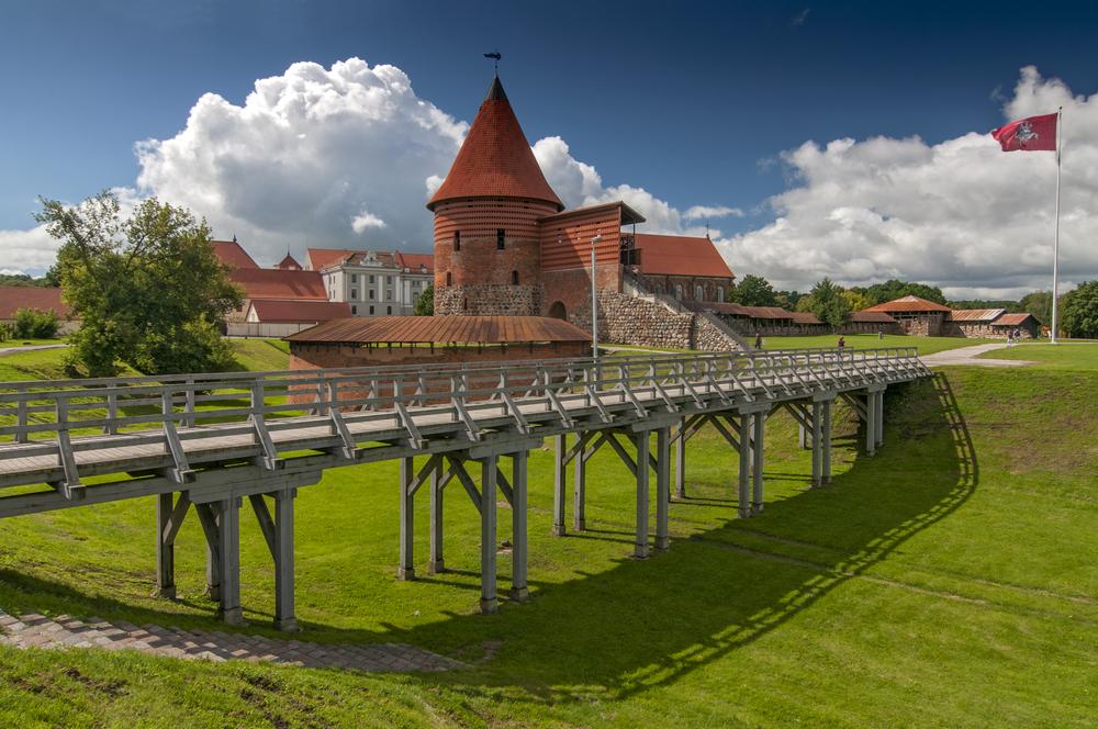Kaunas Castle | ©Cezary Wojtkowski/Shutterstock