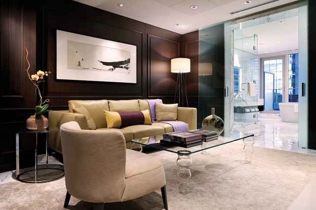 Signature Suite at the Shangri-La | © Shangri-La Toronto