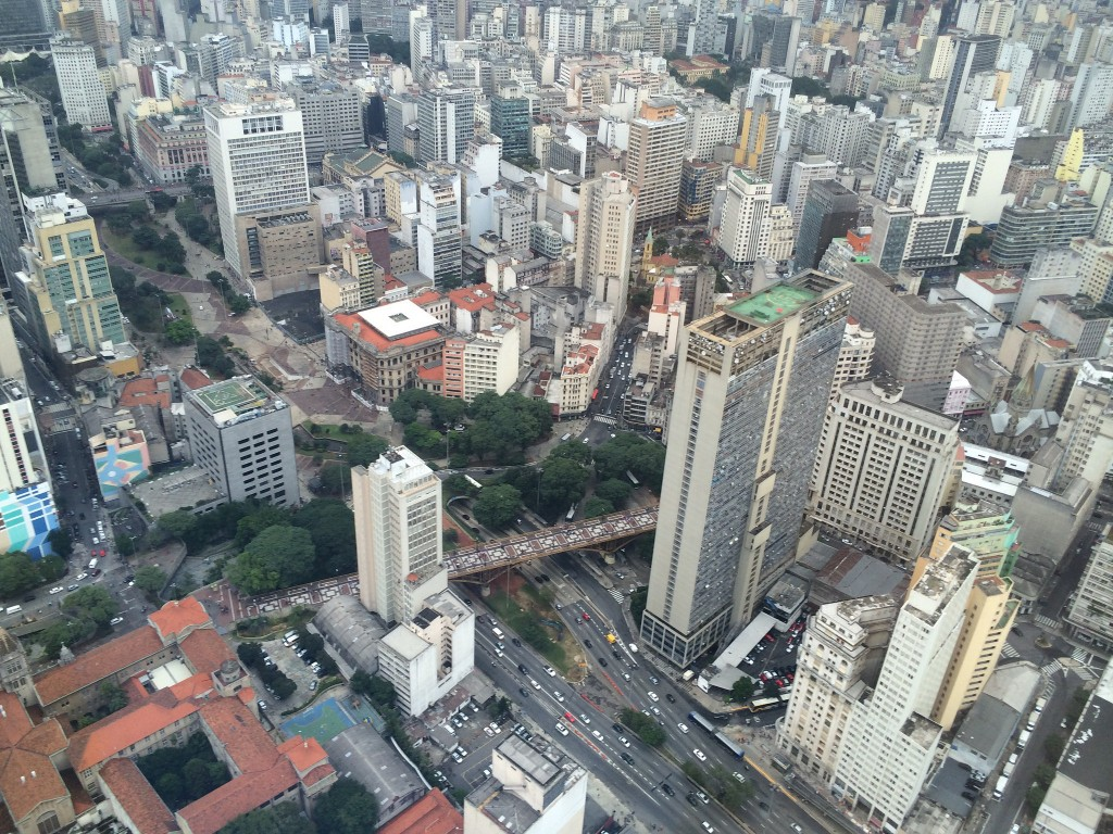 São Paulo view from Helicopter © Annie Zanetti/Flickr