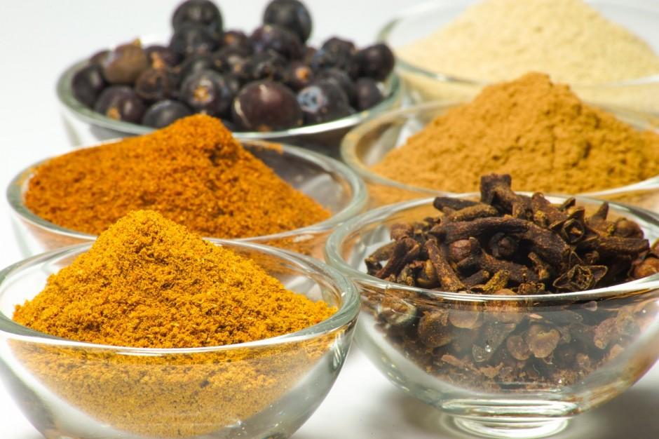 Spices | © Taken/Pixabay
