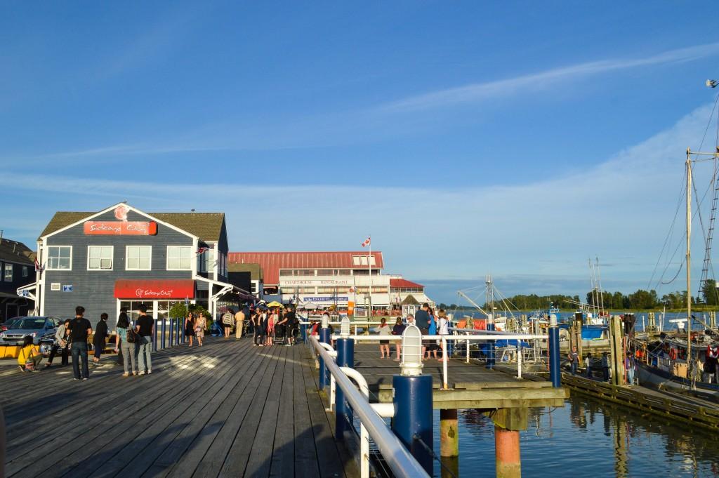 Picturesque Fisherman's Wharf | © Hayley Simpson