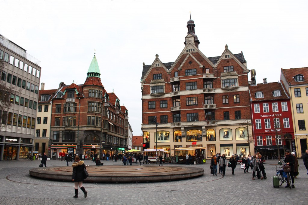 Copenhagen city centre | © Aliki Seferou