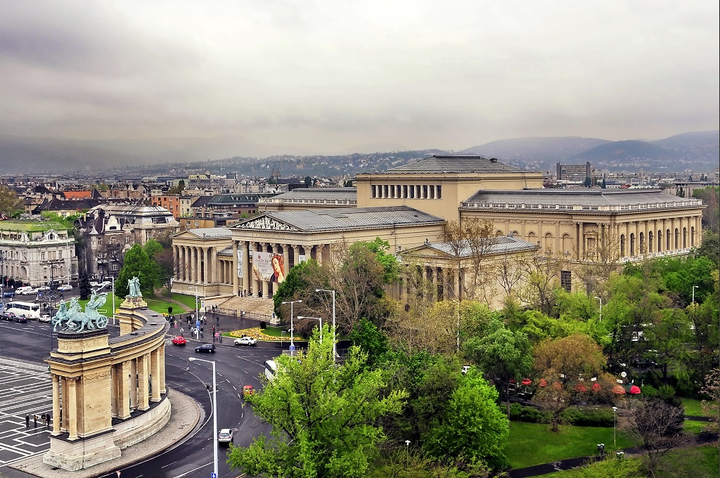 Budapest Museum of Fine Arts