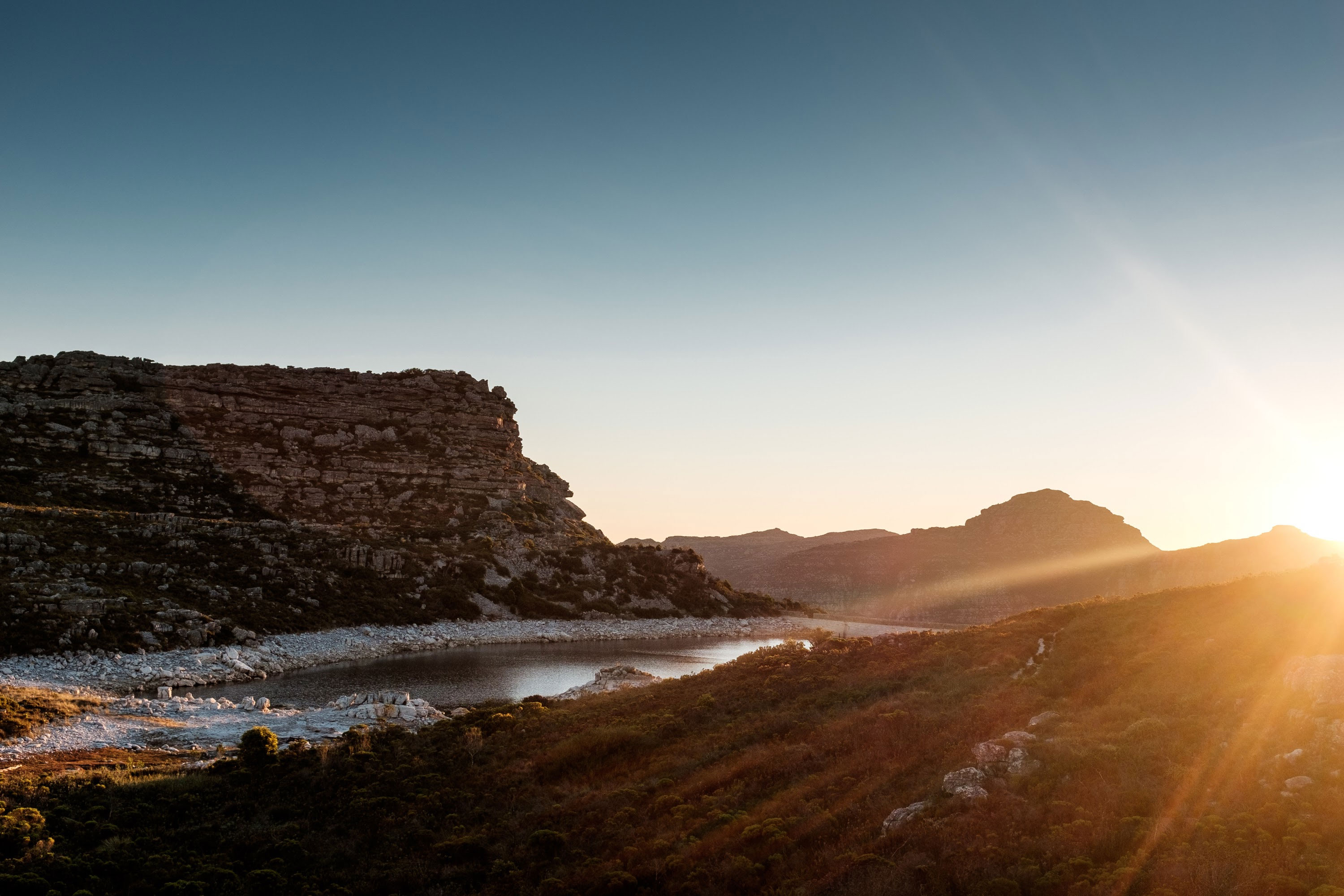 17 instagram worthy spots in south africa for Table mountain