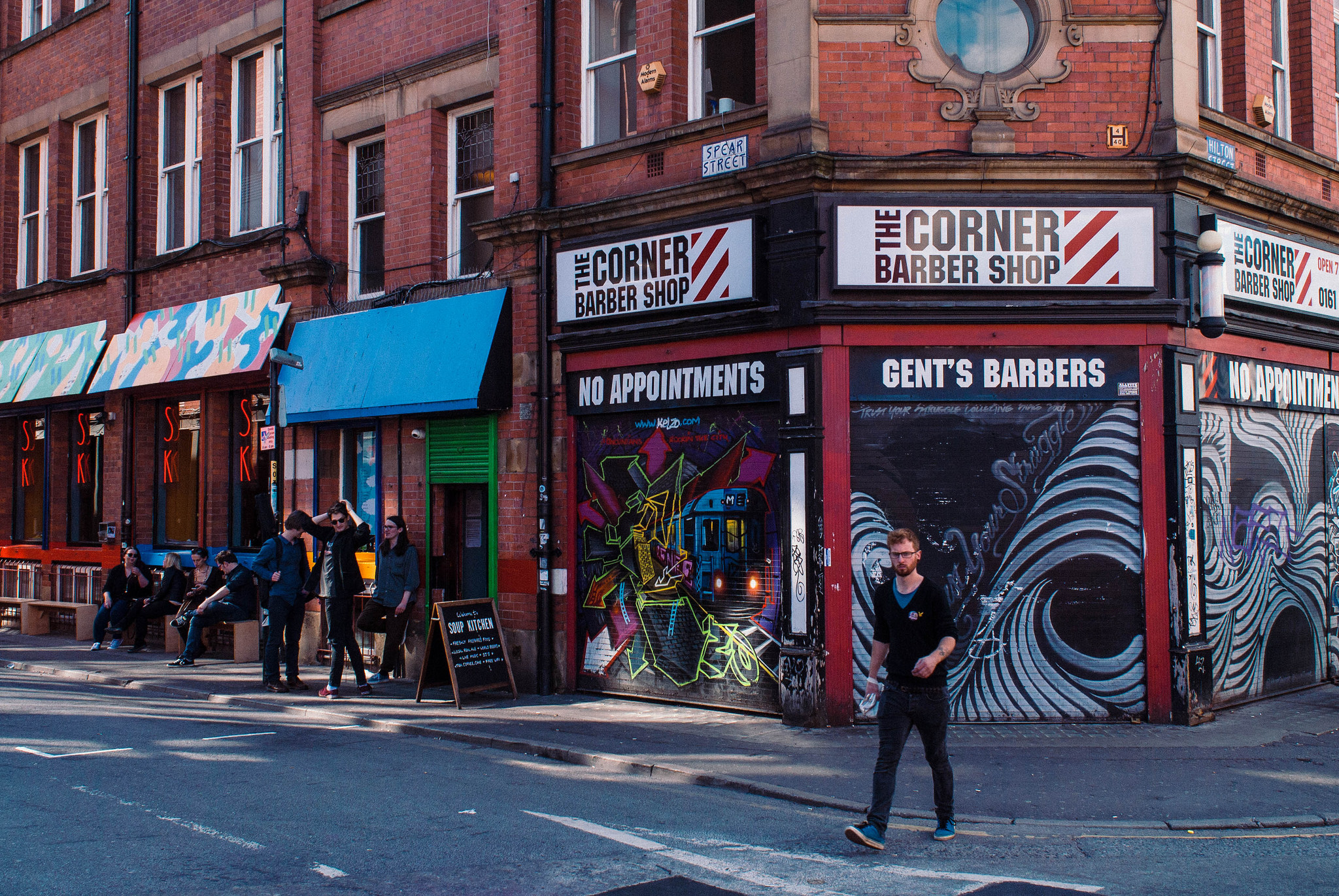 How to spend a day in manchesters northern quarter