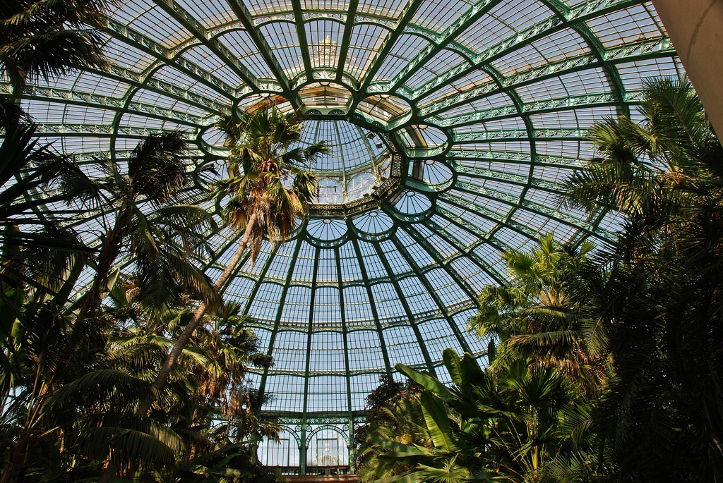 The roof of the Royal Greenhouses | © Stephane Mignon / Flickr