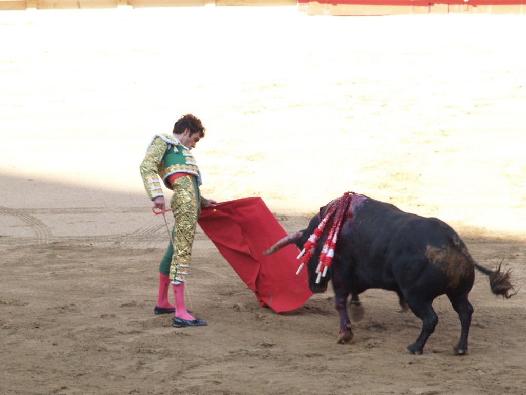 Seville´s April Fair bullfights are some of the best in the world; pixabay
