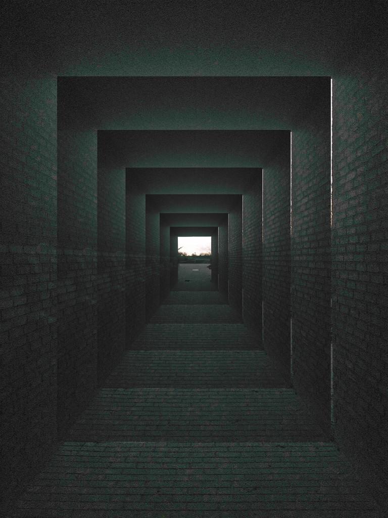 Tunnel ishøj | © Frej Rosentjerne