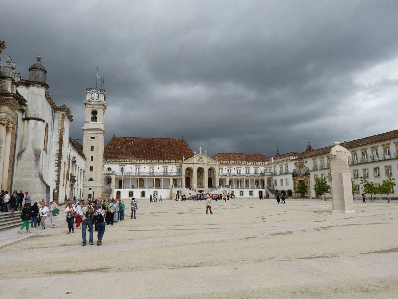 Coimbra University © Pixabay