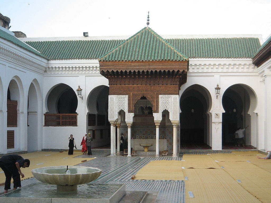 University in Fes | © Wikimedia Commons