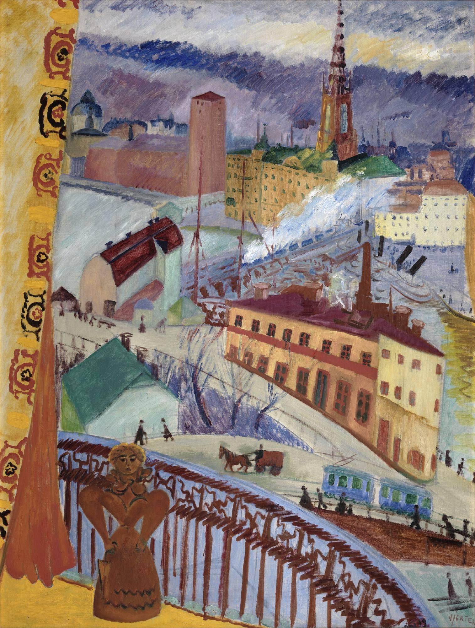 Stockholm's Moderna Museet in 10 Artworks