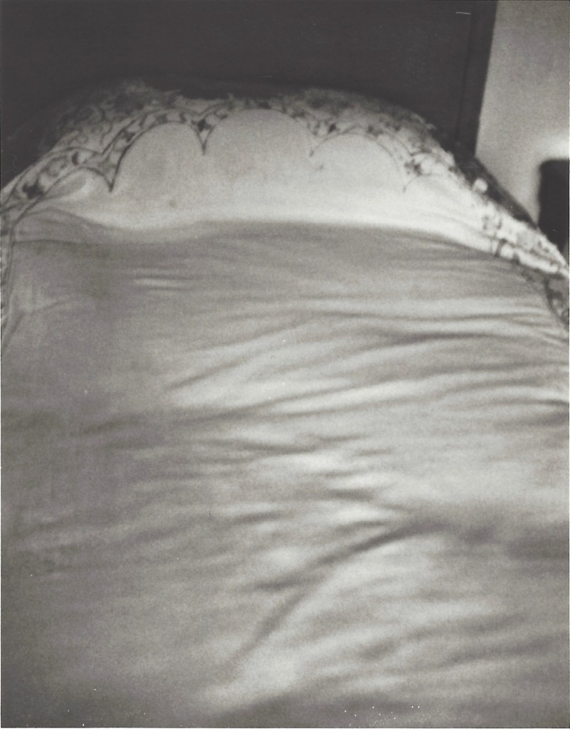 Patti Smith, Vanessa Bell's Bed, 2003 | © Patti Smith. Courtesy the artist and Robert Miller Gallery