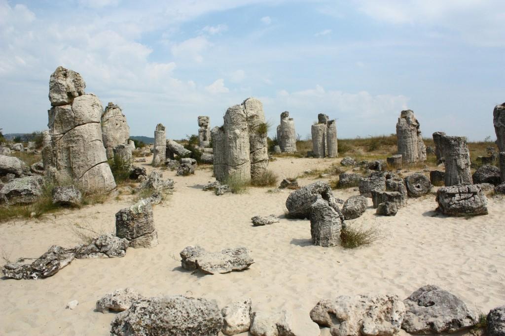 The Stone Deset (Pobitite Kamani) near Varna | © Pixabay