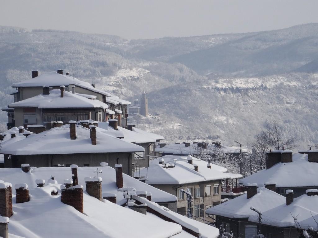 Veliko Tarnovo in winter | © Pixabay