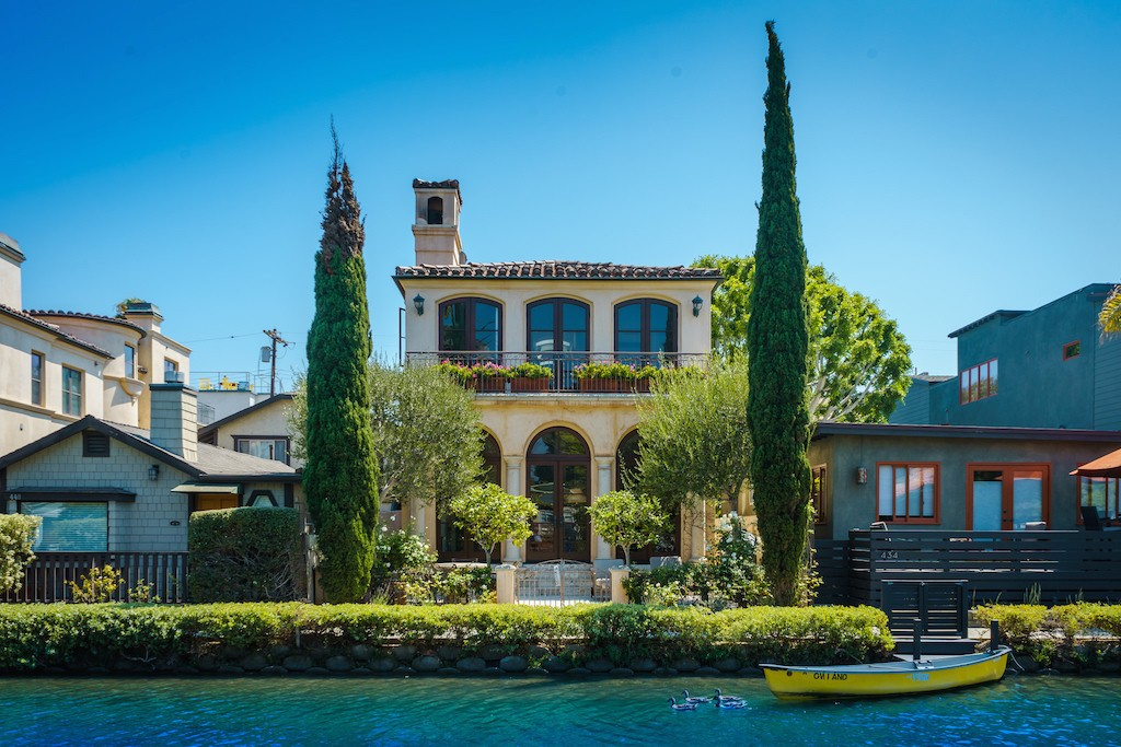 Venice Canals|©Dale Cruse/Flickr
