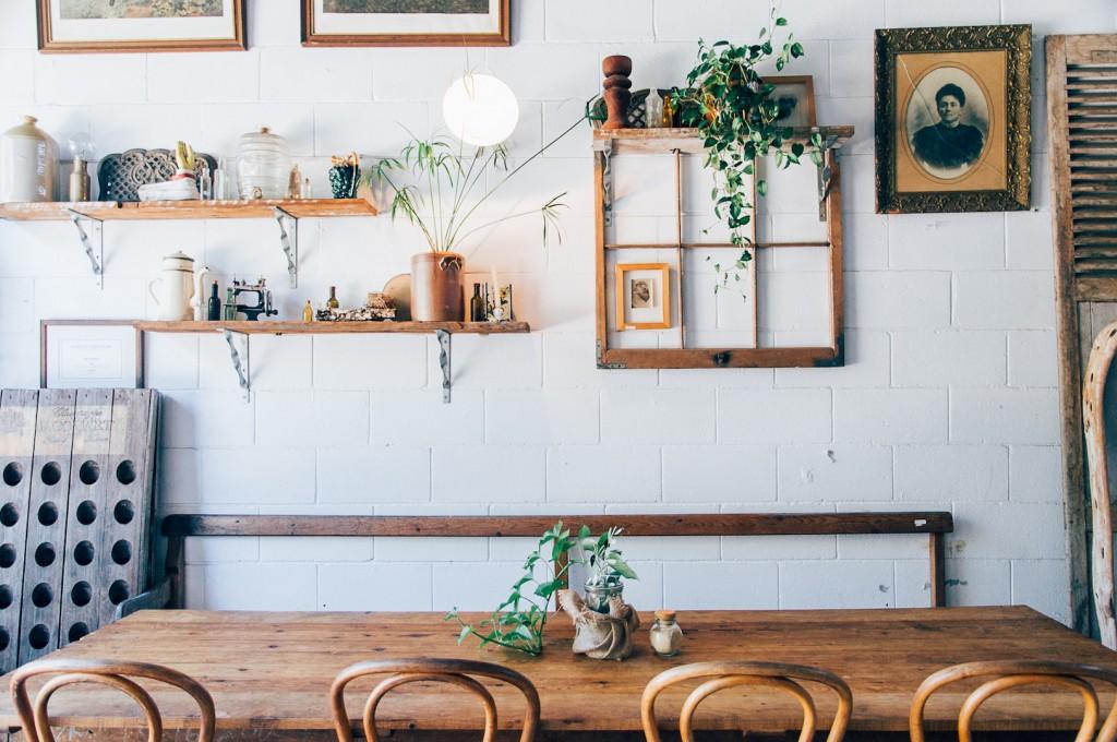 Farmhouse Café at Vieille Branche, Albion | © Vieille Branche