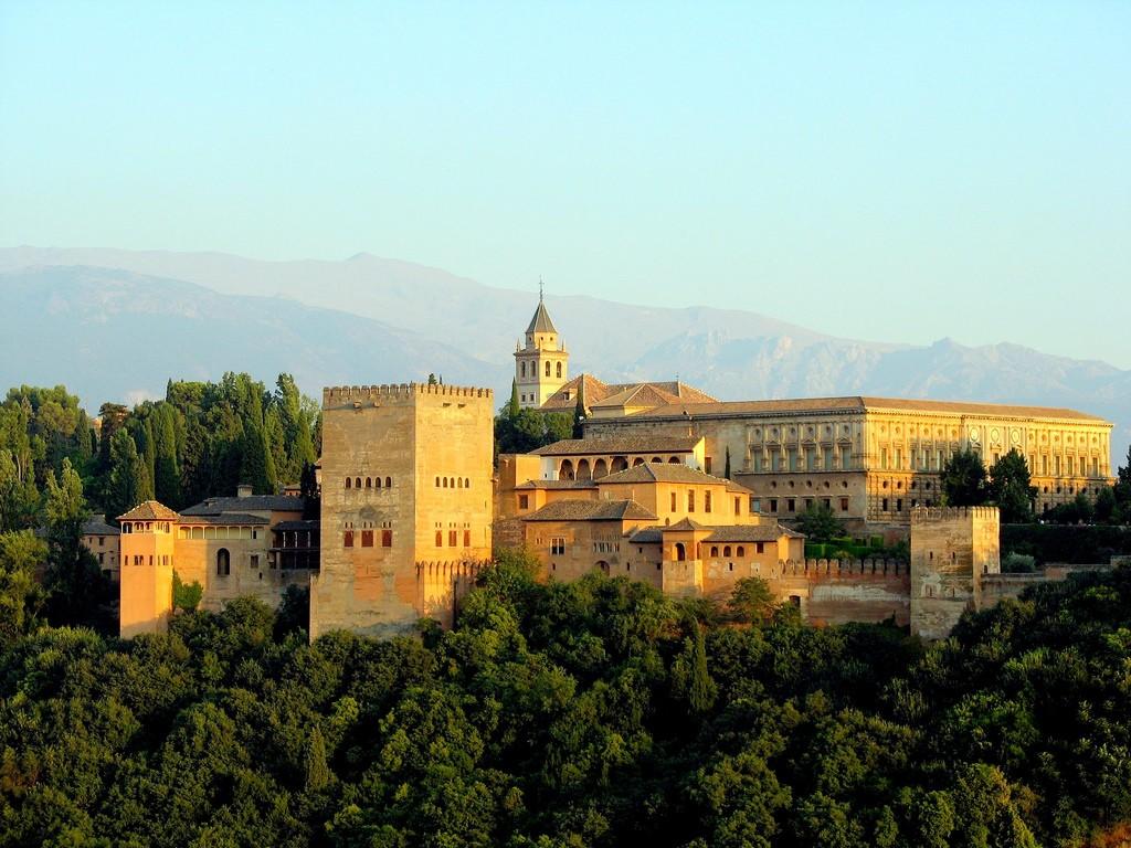 The Alhambra in Granada, Spain | © bernjan/Wikipedia