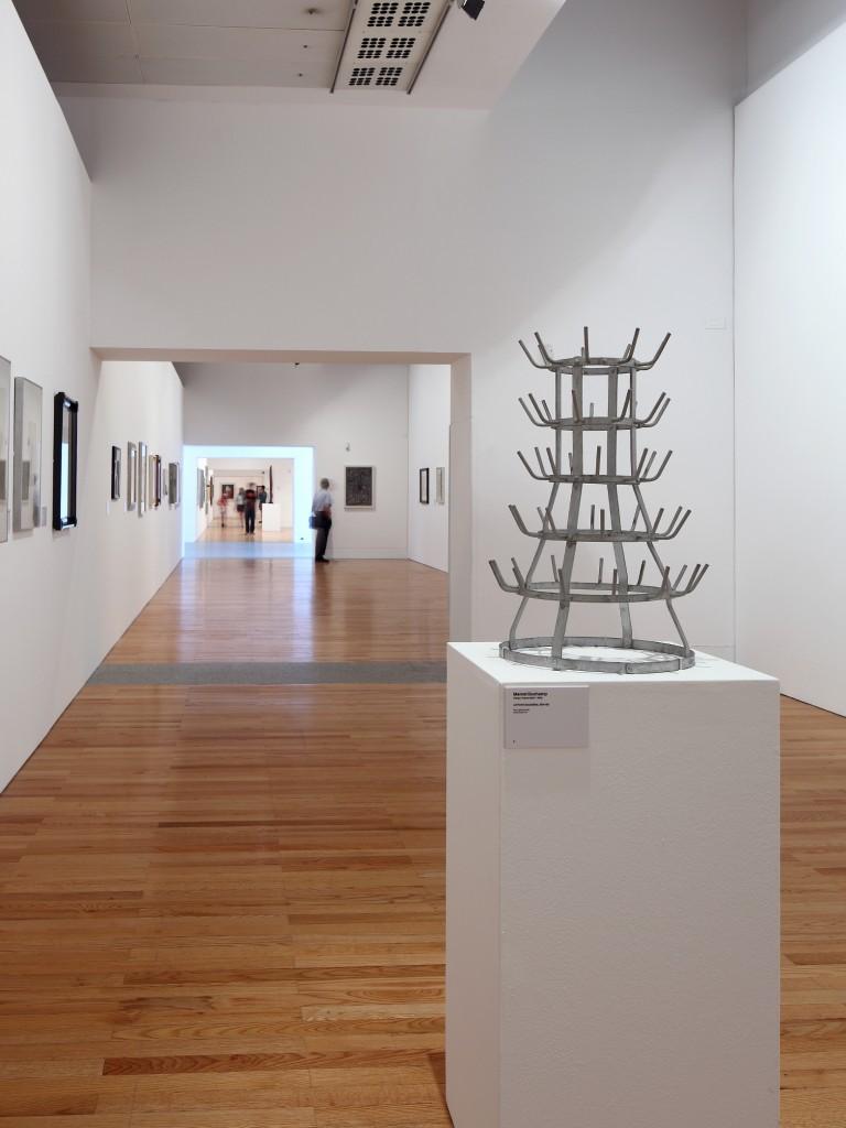 Artwork by Marcel Duchamp © Photo taken by David Rato / Courtesy of Museu Coleção Berardo