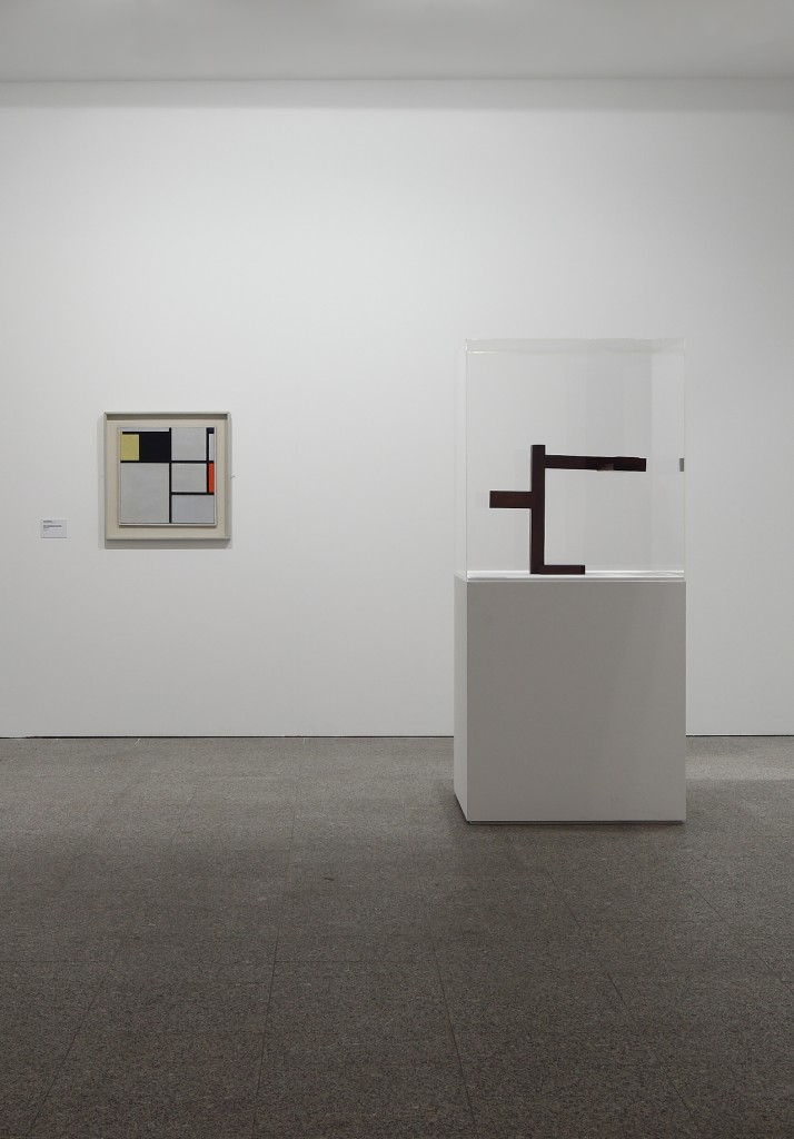 "Work from Dutch ""Piet"" Mondriaan © Photo taken by David Rato / Courtesy of Museu Coleção Berardo"