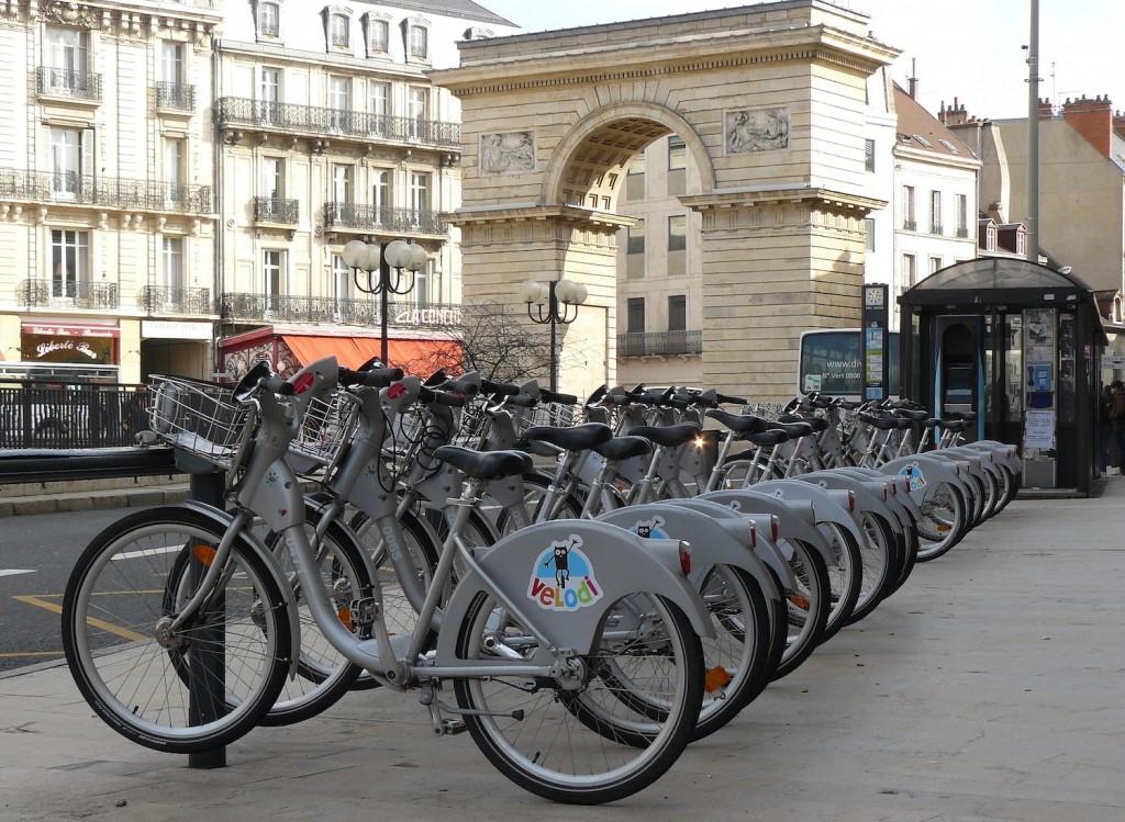 Bikeshare Dijon | © SirenCom / WikiCommons