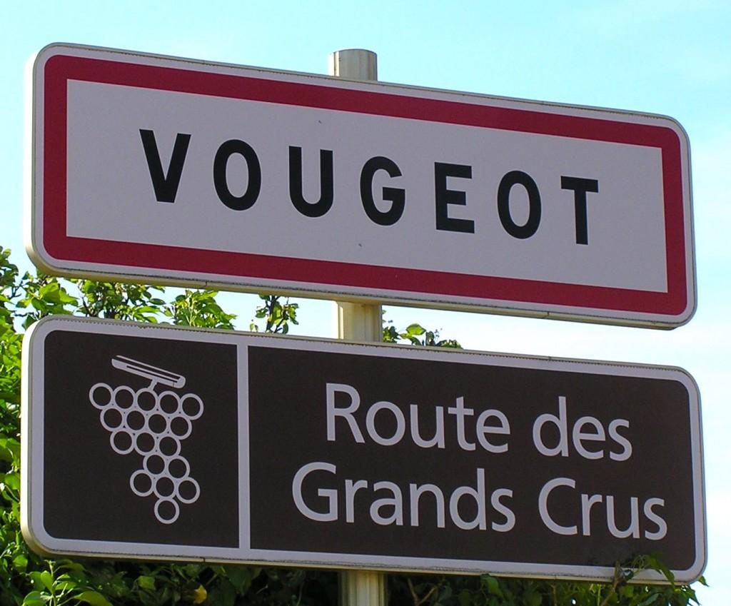La route des Grands Crus | Wikicommons