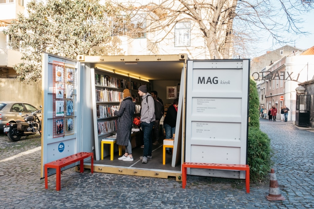 WATSON - LISBON, PORTUGAL - LX FACTORY - MAG shop_