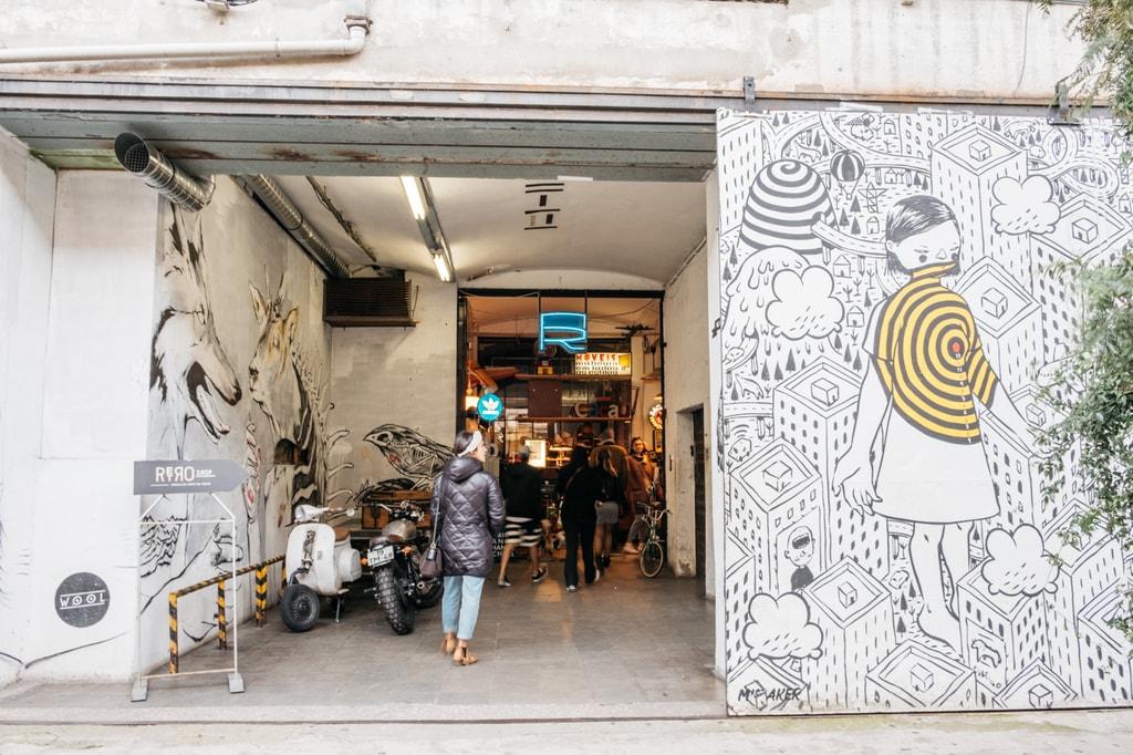 WATSON - LISBON, PORTUGAL - LX FACTORY - street art 5