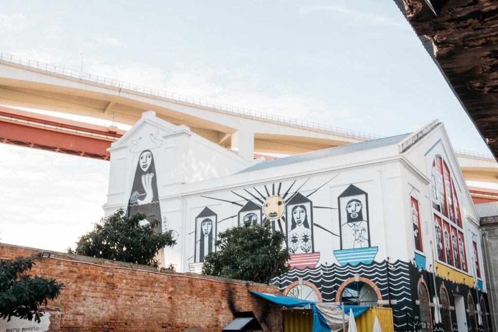 WATSON - LISBON, PORTUGAL - LX FACTORY - street art 7