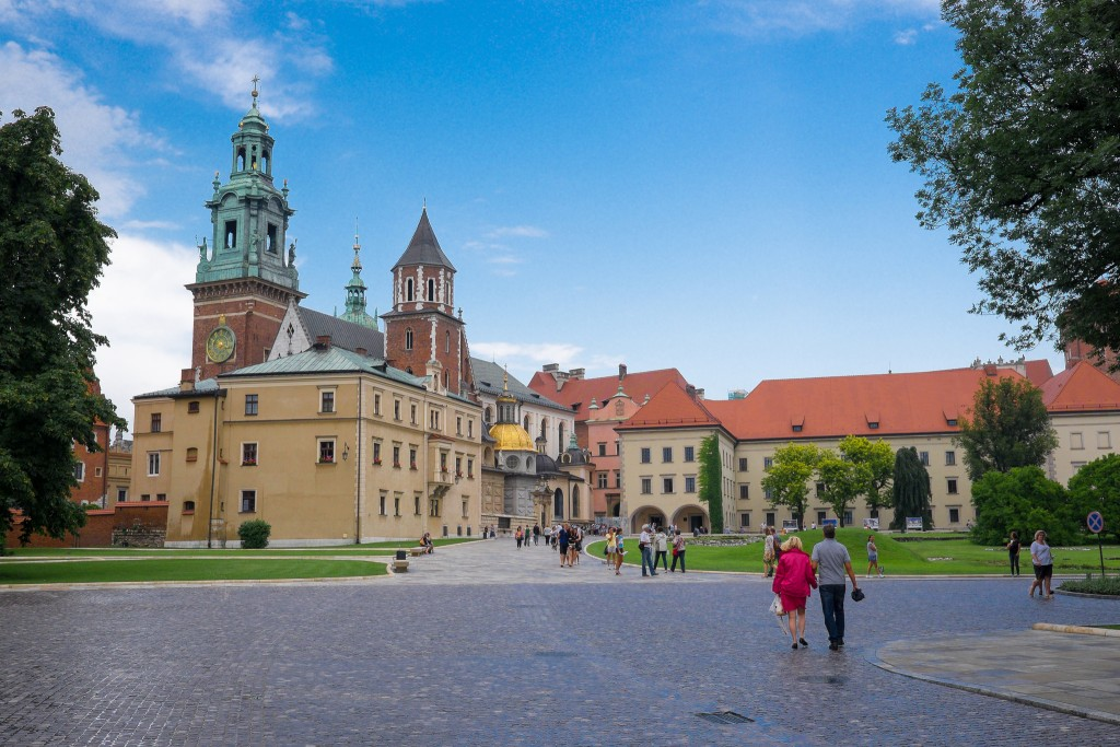 Wawel Royal Castle, Wawel Krakow Poland | © Davis Staedtler/Flickr
