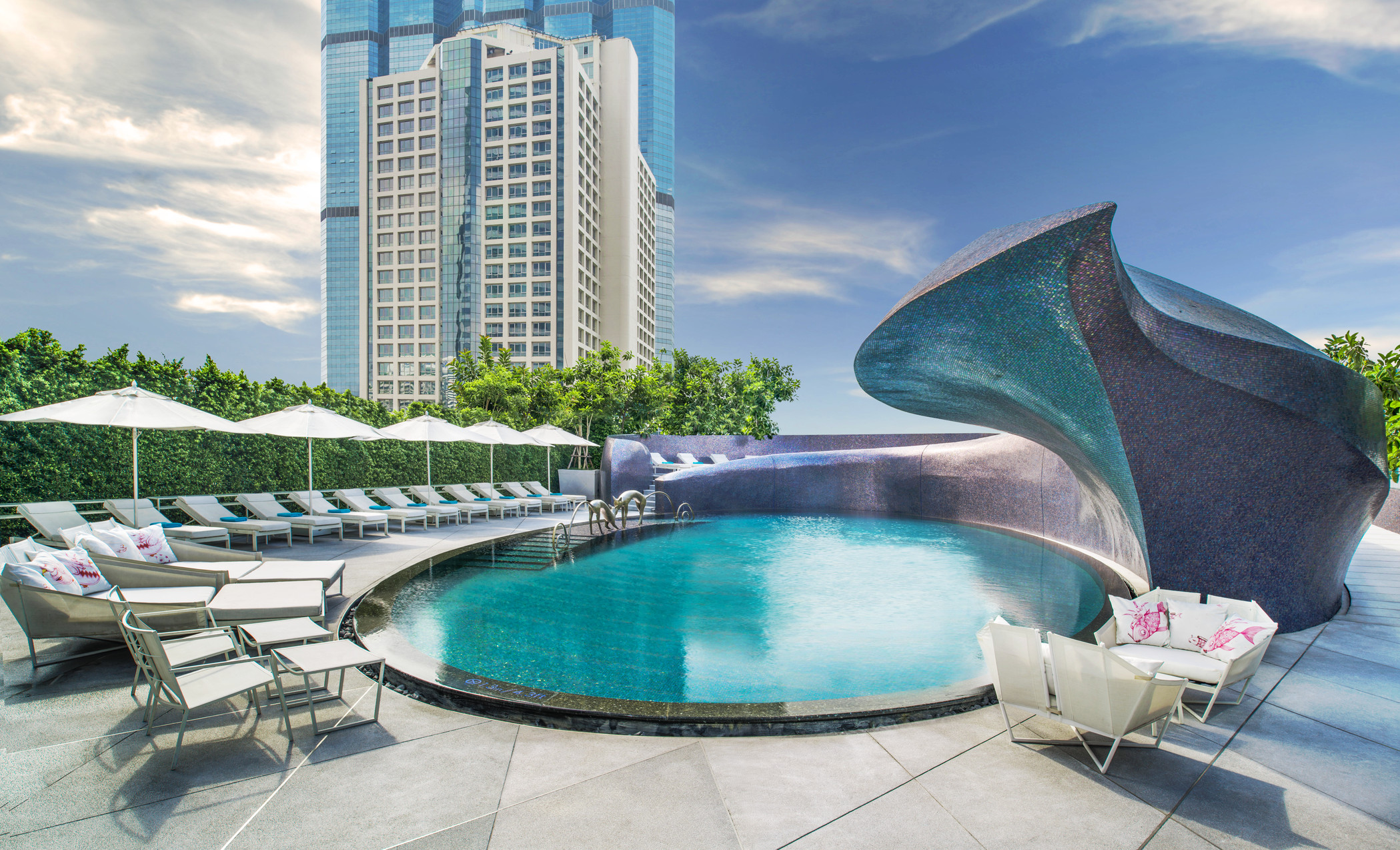 The 9 Best Hotel Swimming Pools In Bangkok