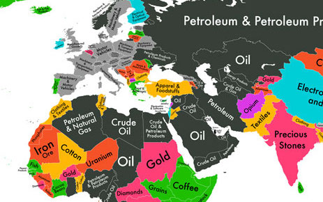 These Awesome Maps Will Teach You Something New About The